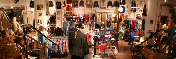 Best vintage shops independent fashion boutiques barcelona for men women - Forlady barcelona ...