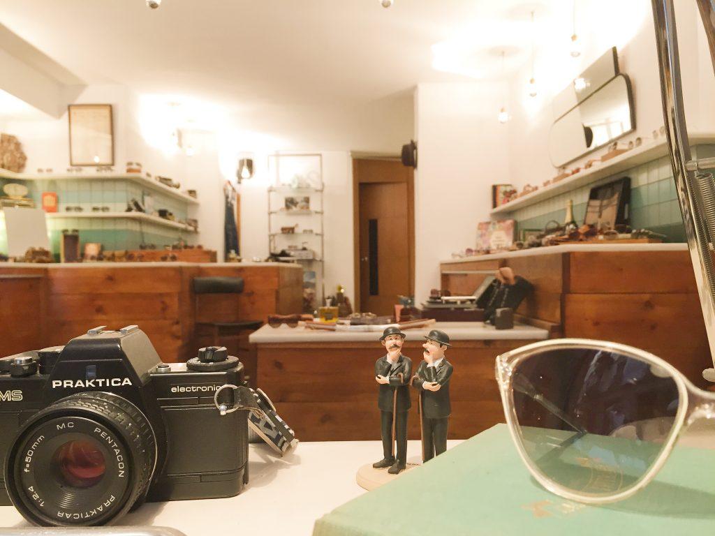 Le Clinique Vintage Fashion Store in Barcelona