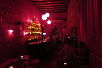 Rubi Bar Barcelona ~ Cocktails and Homemade Gin