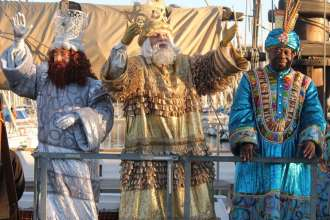 Three Kings Day Barcelona Spain