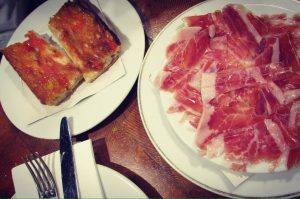Classic Jamon at Bar Canete