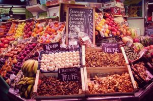 Quality produce - Barcelona Food Sherpa Market Tour and Home Dining Experience