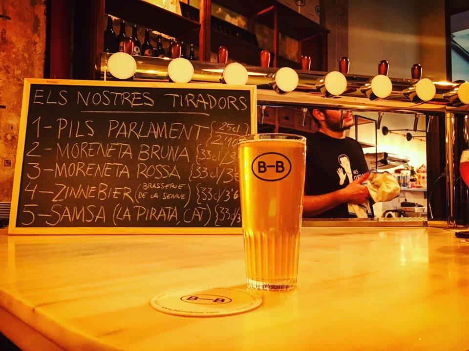 Barna-Brew Parlament Pils - Sant Antoni, Barcelona Brewpub