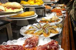 Cheap tapas bars in Madrid
