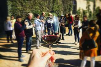 Jean Leon Wine Tasting in Penedes outside of Barcelona