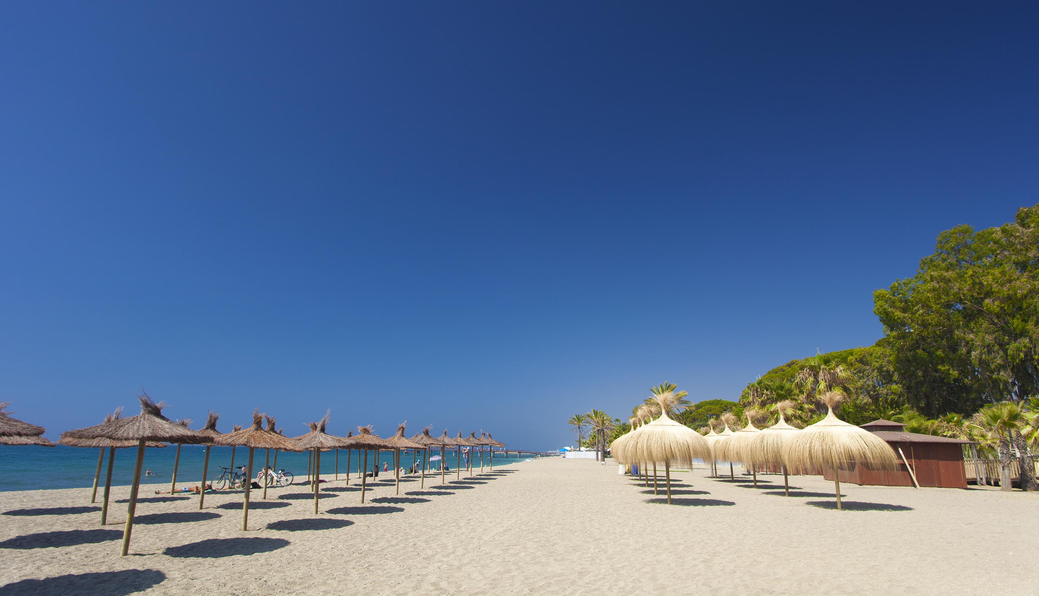 Bajadilla Beach Marbella