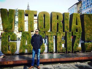 Ben in Vitoria