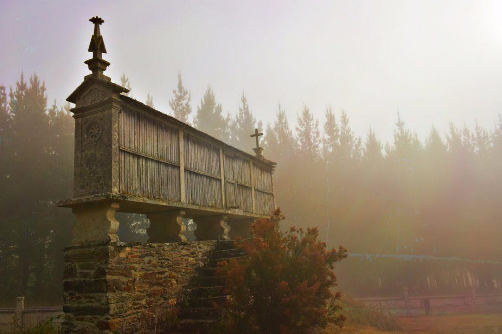 Hórreo in Galicia