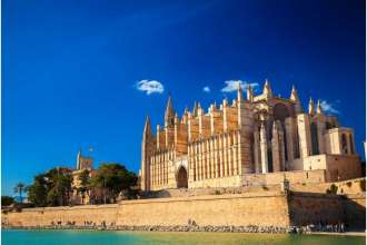 Palma Cathedral, Mallorca - La Seu