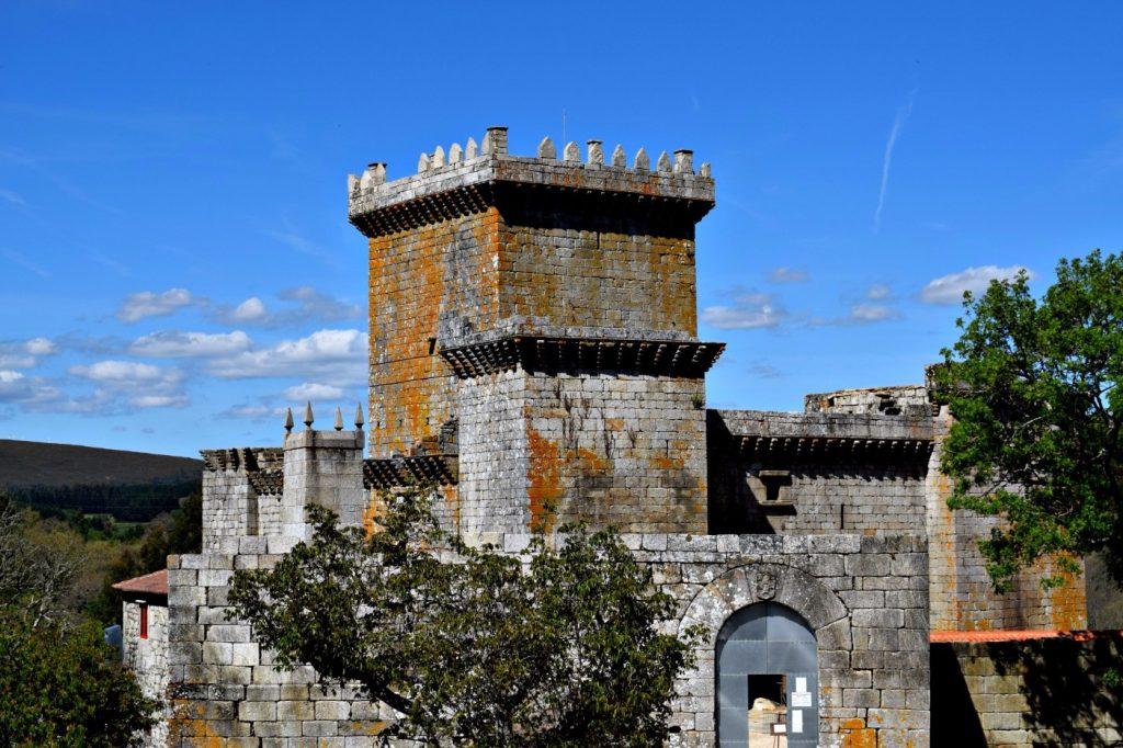 Pambre Castle - Castillo de Pambre in Palas de Rey, Galicia