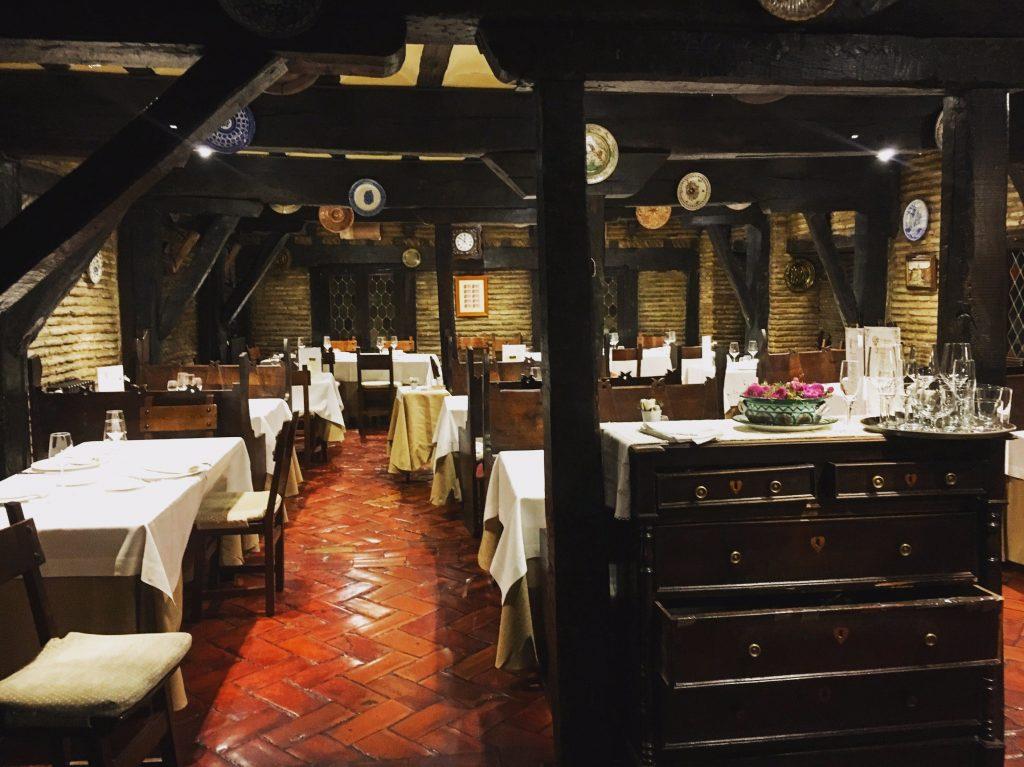 Restaurante Portalón, Vitoria
