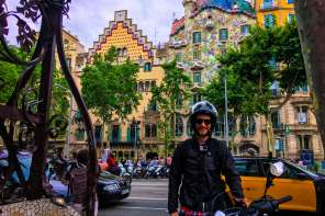 best rent a scooter barcelona spain