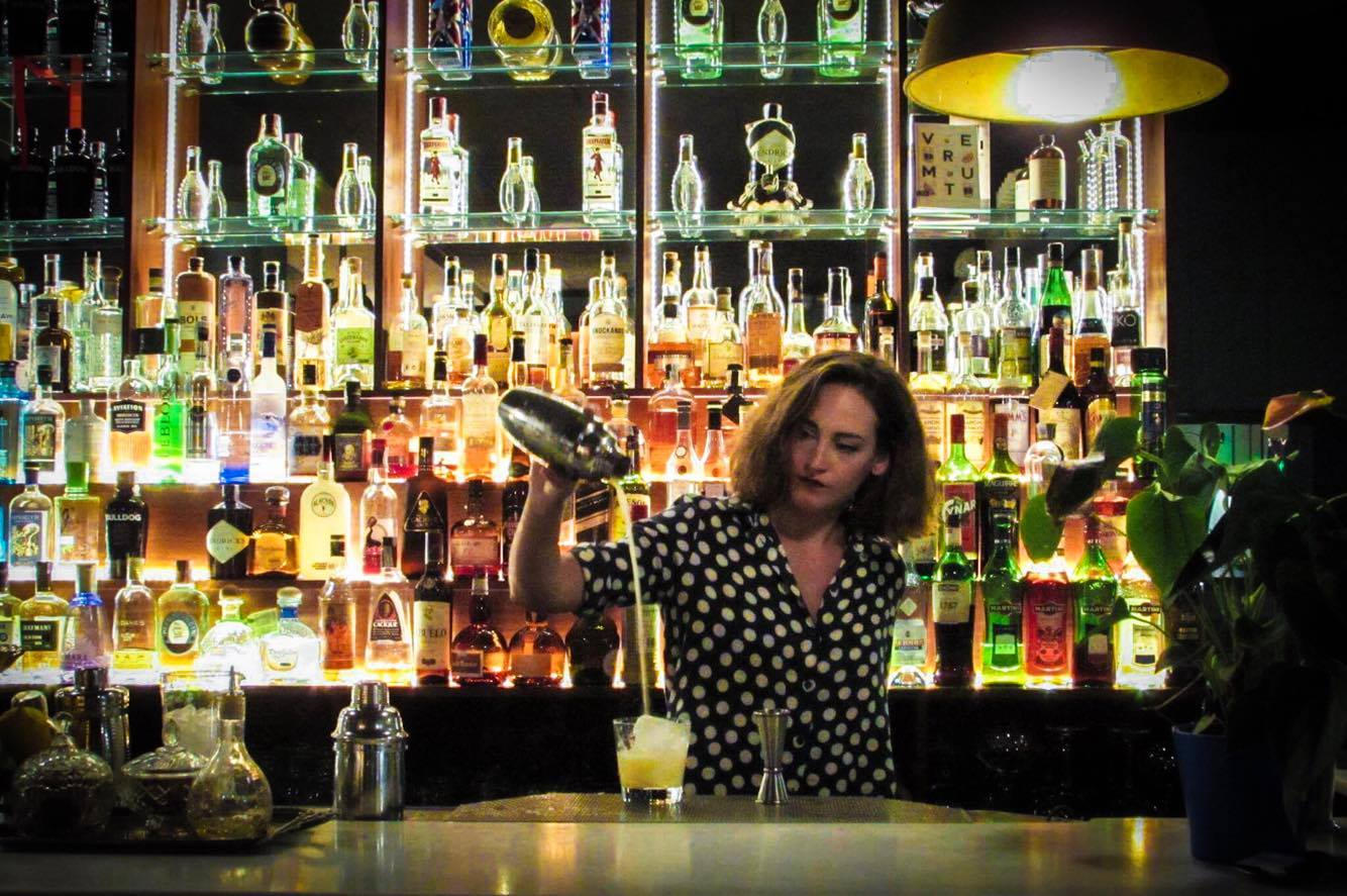 Balius Cocktail Bar (Poblenou) Barcelona
