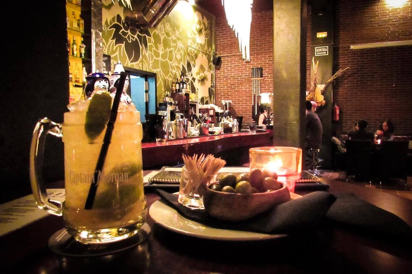 Marmalade Cocktail Bar (Raval) Barcelona