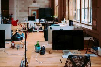 Coworking spaces in Barcelona