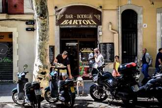 Best Restaurants and Tapas Bars in Sants, Barcelona