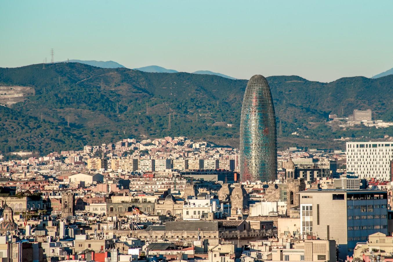 Torre Glories, (aka Torrer Agbar) Barcelona