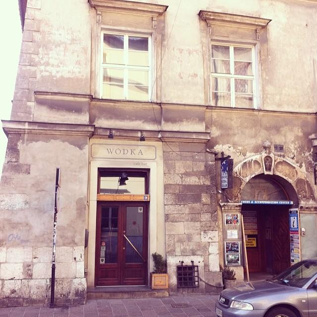 Wodka Cafe Bar, Ulica Mikołajska 5, Krakow, Poland