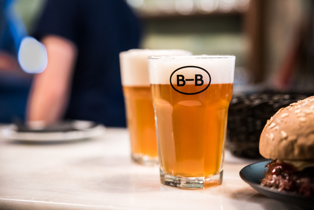 Barna Brew Craft Beer Bar Brewpub in Sant Antoni Barcelona - by Ben Holbrook from Driftwood Journals