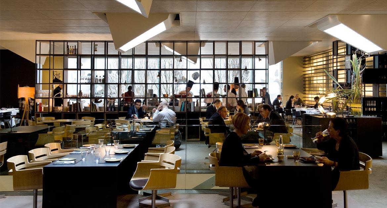 Rooms: Hotel Omm Michelin Star Restaurant In 5 Star Luxury Hotel Barcelona Spain