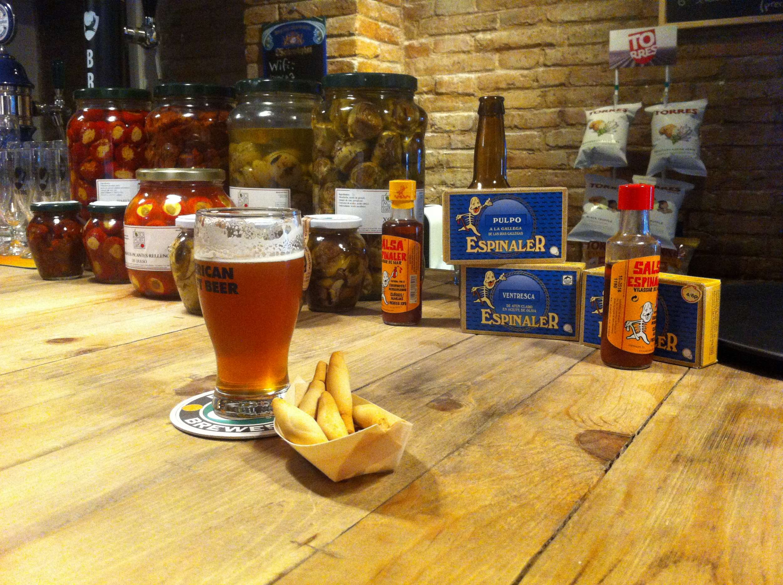 Craft beer bars in Barcelona