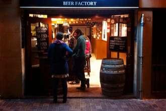 La gorda Beer Factory Sants Carrer de Riego Barcelona