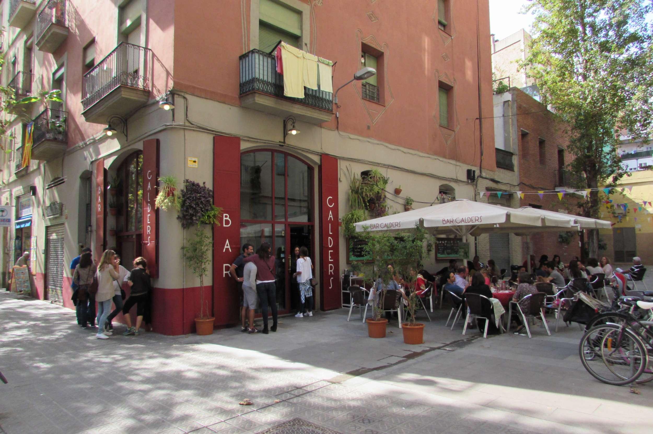 Bar Calders Parlamant Street Sant Antoni