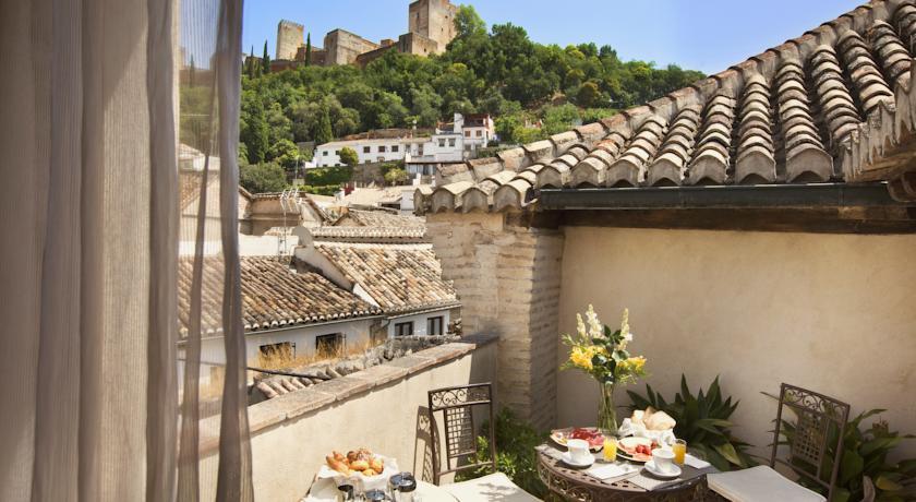 Best Hotels In Granada Spain City Centre Luxury 5