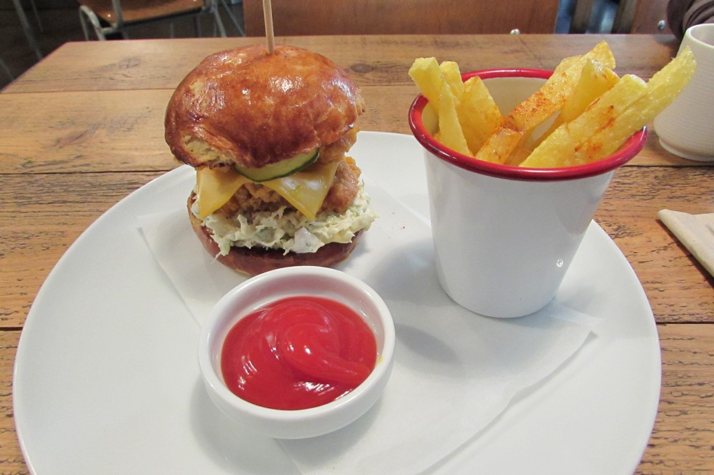 Caravelle Barcelona Burgers