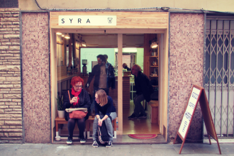 Syra Coffee Gracia Barcelona