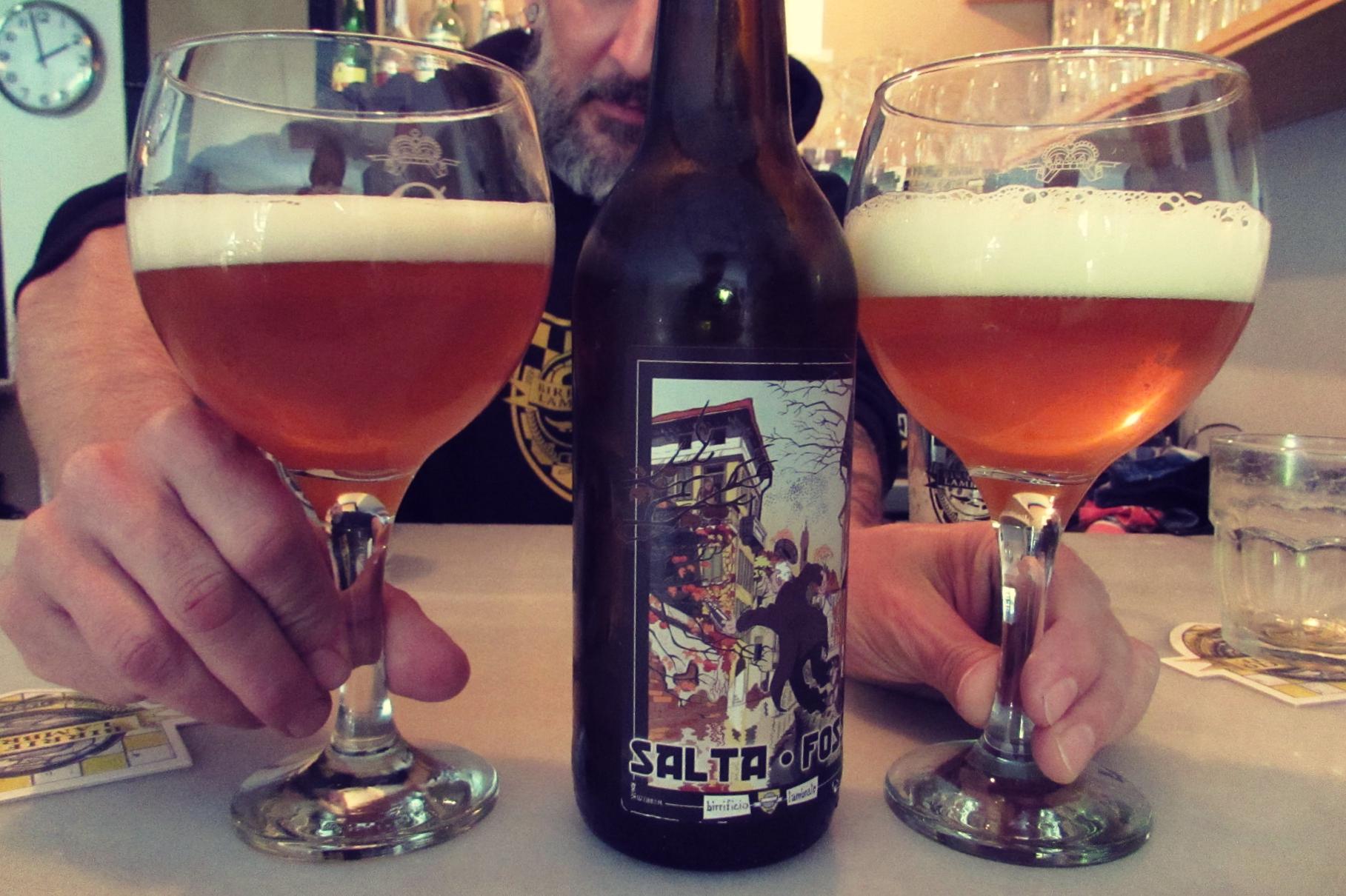 La Birreria Italian Craft Beer Bar in Valencia