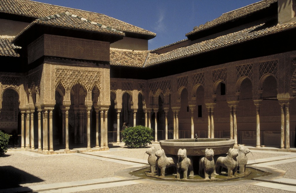 Alhambra Palace Andalucia Monuments