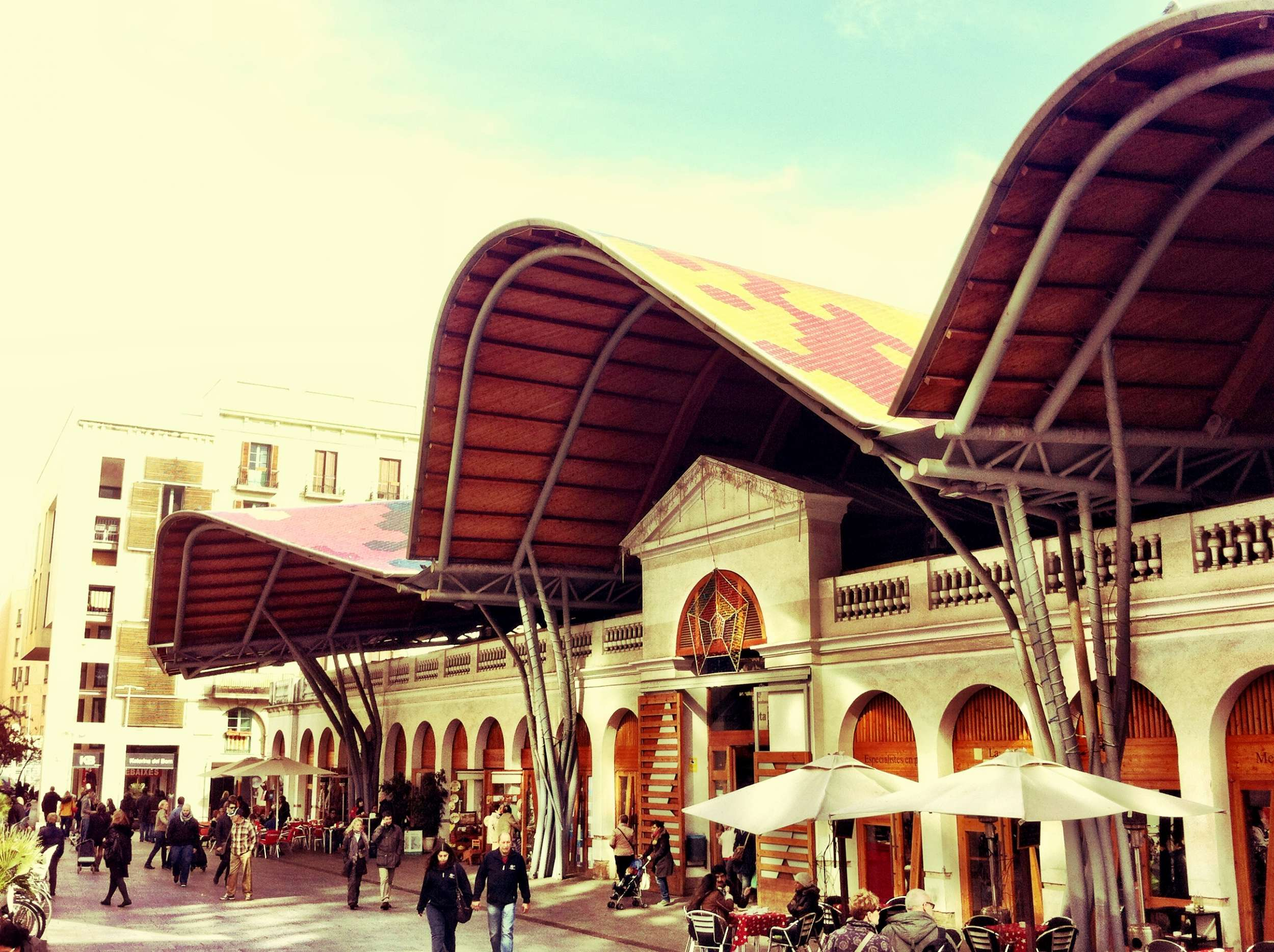 Santa Caterina Market