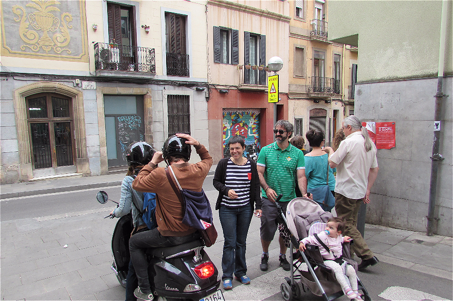 "Neighbourly vibes in Barcelona's ""secret neighbourhood"" of Gracia"