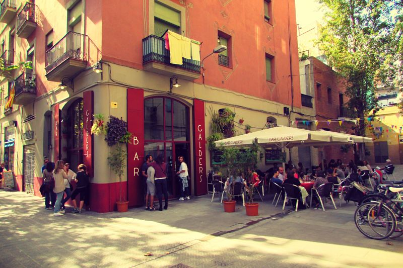 Sant antoni barcelona neighbourhood guide the foodie - Calle manso barcelona ...