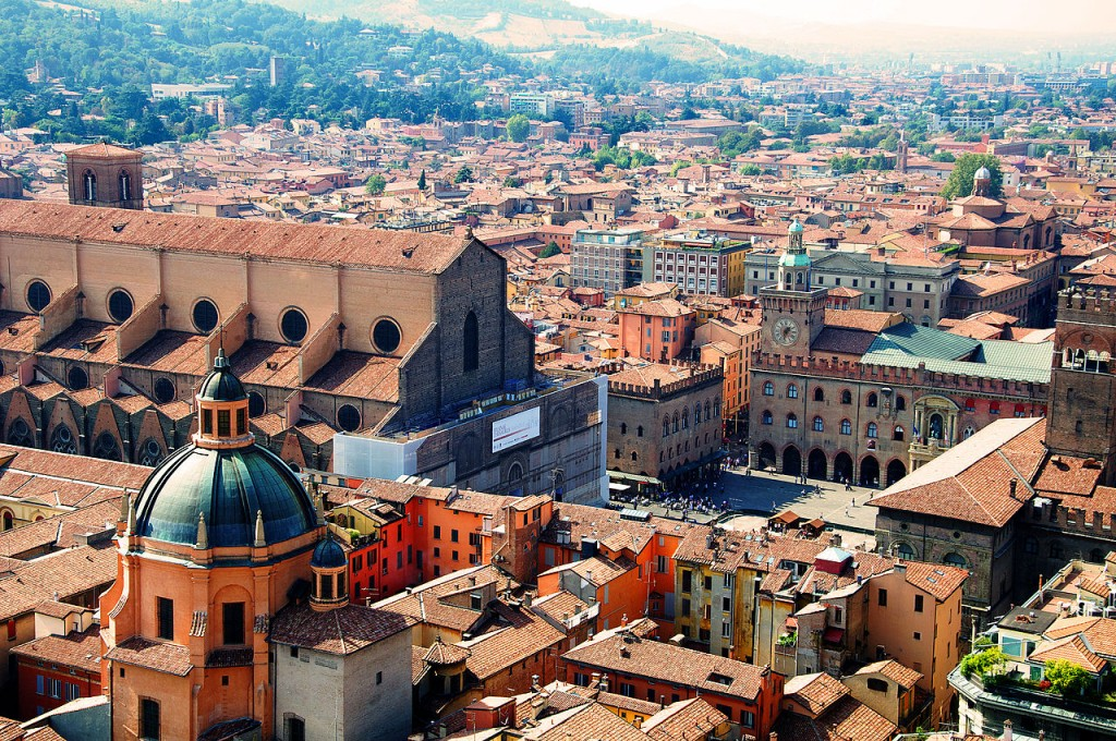 Where to eat in Bologna, Italy