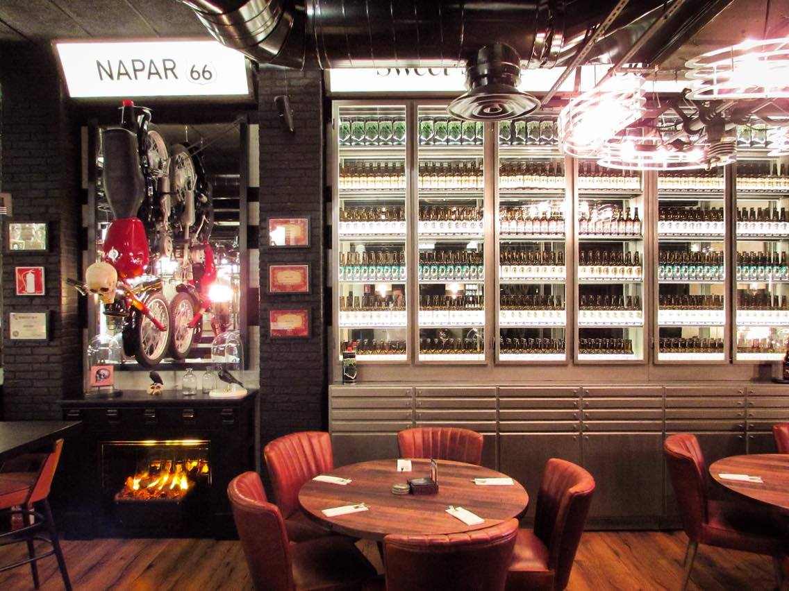 NaparBCN Bar Barcelona ~ Craft Beer, Fine Dining & High Design ...