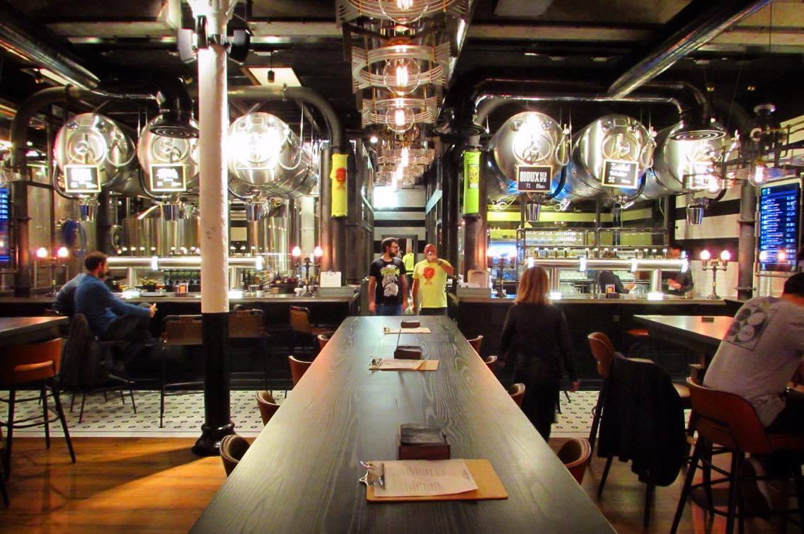 NaparBCN Craft Beer Bar and Fine Dining Restaurant
