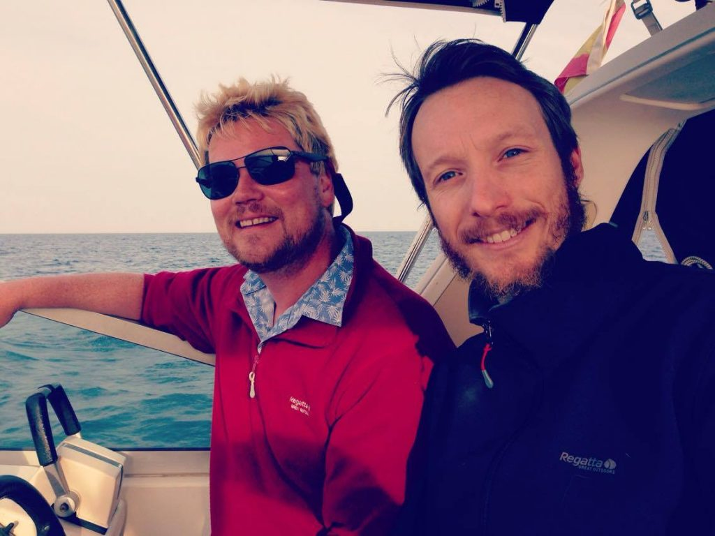 Barcelona Boat Trips with Captain Noah on Minerva