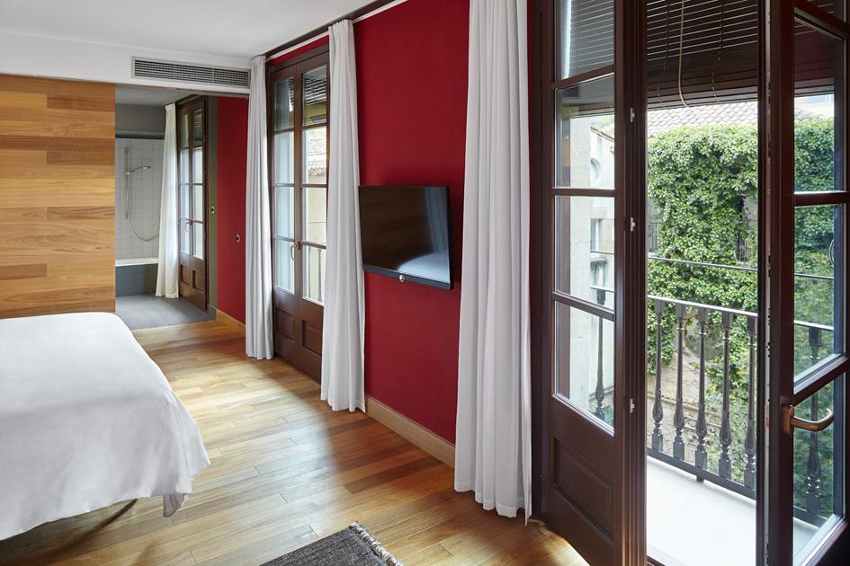 Casa Camper Boutique Hotel in Raval Barcelona