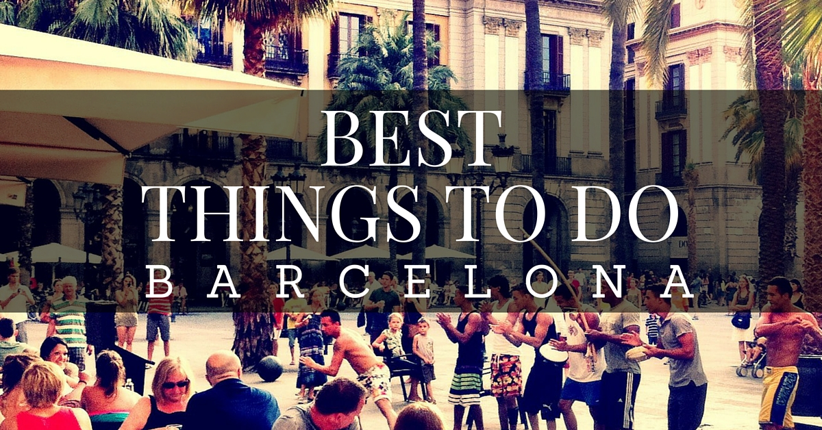 Best essential things to do in barcelona an insider 39 s for Best boutique hotels 2016