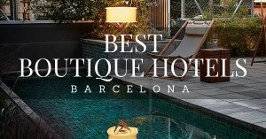 Best Boutique hotels in Barcelona
