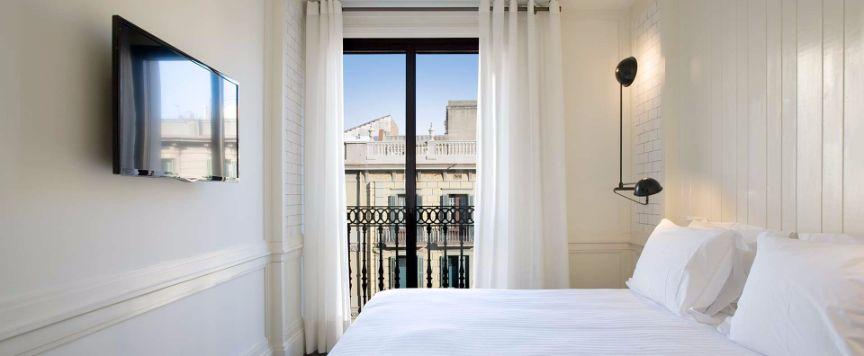 Hotel Praktik Foodie Bakery Hotel in Barcelona's chic Eixample Neighbourhood Views