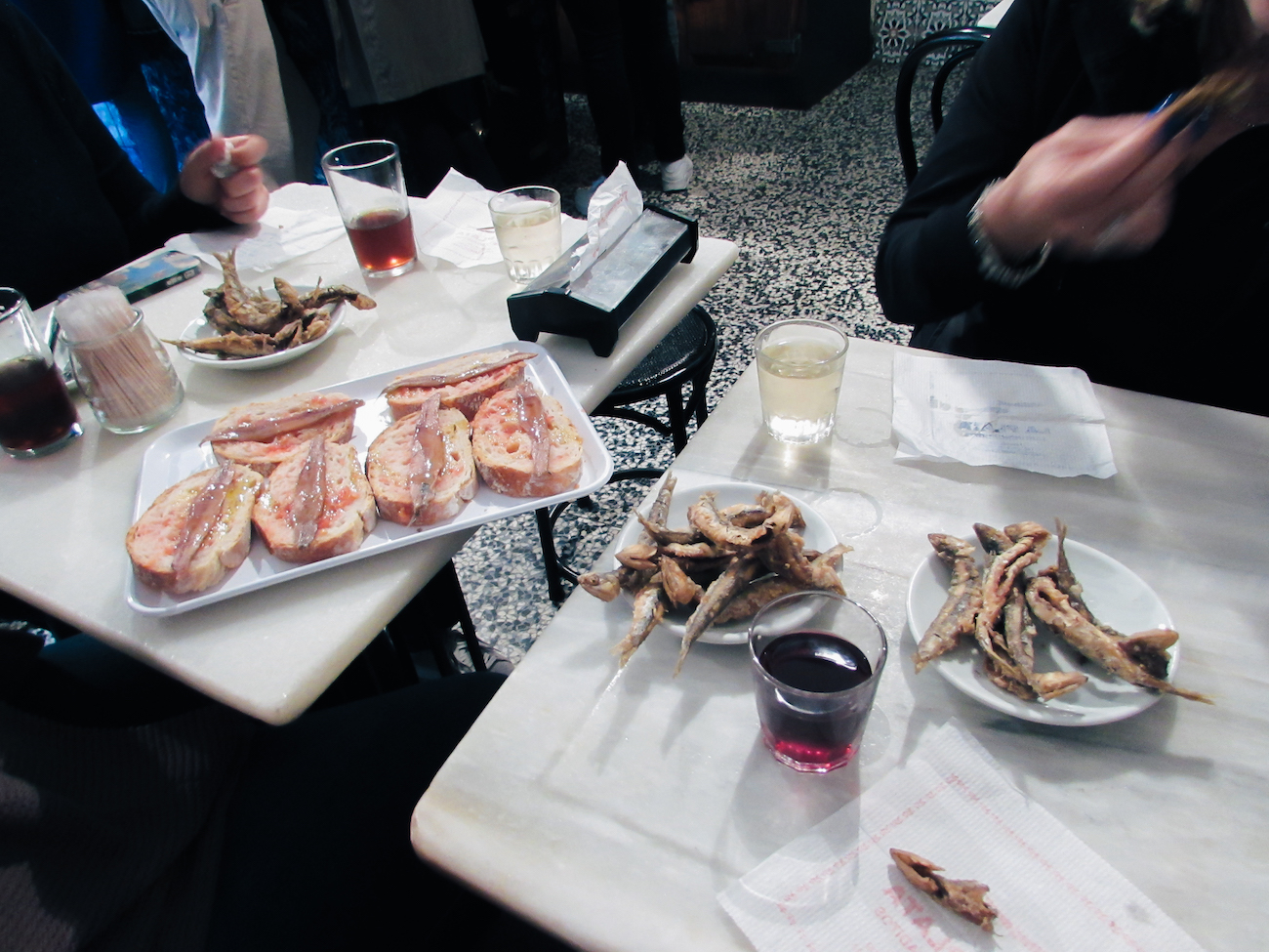 Barcelona Food Lovers Company Food Tour in Barcelona's Gothic Quarter