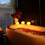 Luxury bathroom in BarcelonaLuxury bathroom in Barcelona