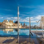 Ohla 5 Star Luxury Boutique Hotel in Barcelona