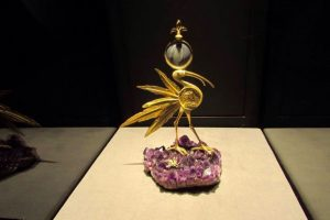 One of Dali's jewellery designs