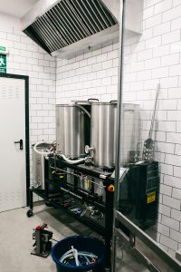 Caravelle Craft Beer Brewery in Raval, Barcelona