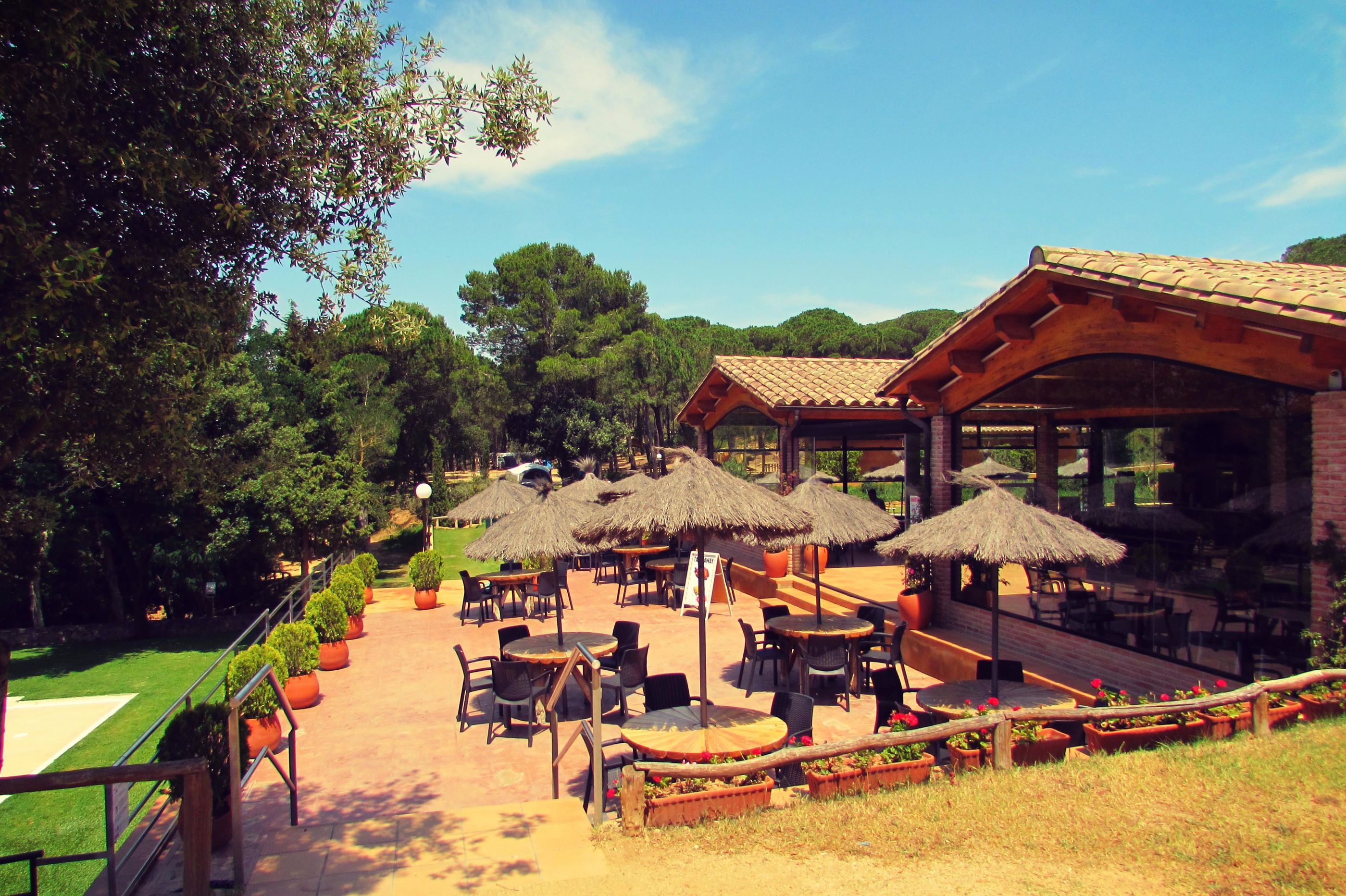 Camping Begur One Of The Very Best Campsites On The