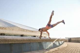 Ebyife personal training sessions in Montjuic Barcelona
